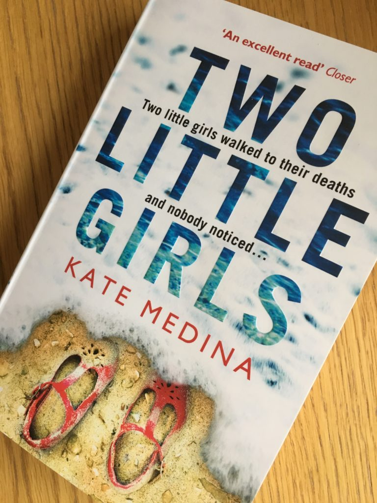 Two Little Girls, Two Little Girls by Kate Medina, Kate Medina, Book review