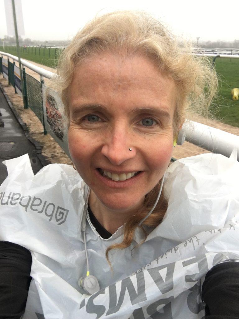 Warwick half marathon, Running, Marathon training, Bin bag
