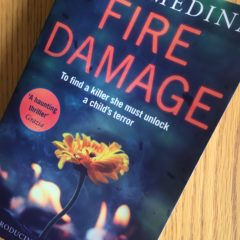 Fire Damage by Kate Medina
