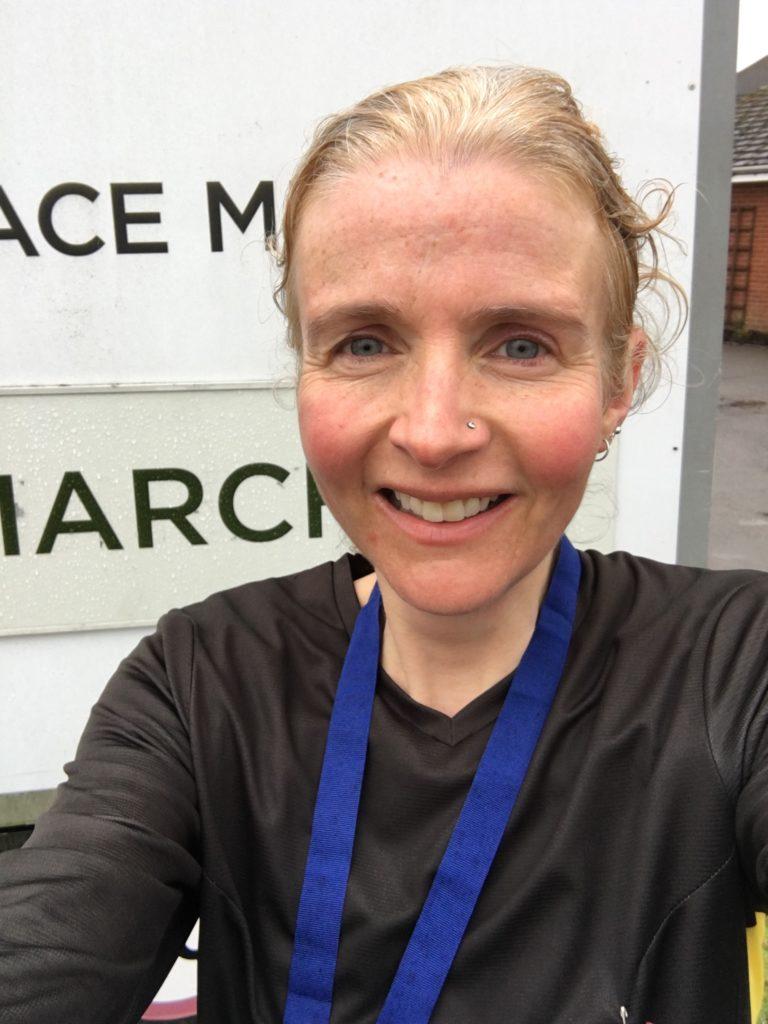 Warwick half marathon, Running, Marathon training, Medal