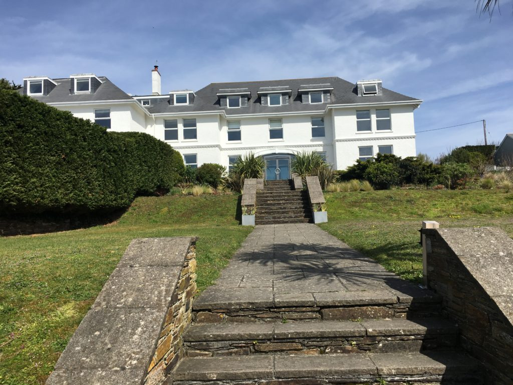 St Enodoc Hotel, Rock, Padstow, Cornwall, Holiday, A flying visit to Padstow