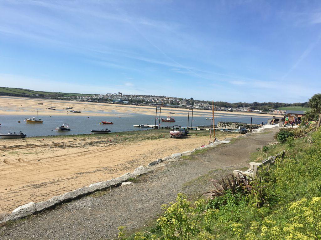 Camel Estuary, Padstow, Rock, Cornwall, 365
