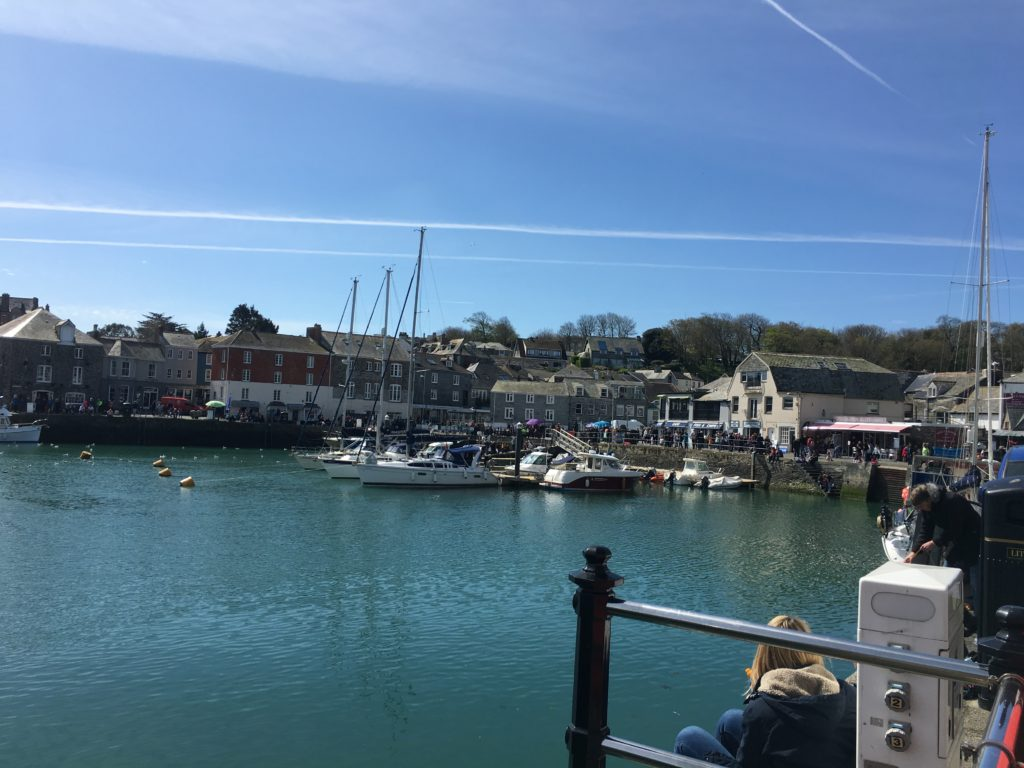 Padstow Harbour, Padstow, Cornwall, Holiday, A flying visit to Padstow