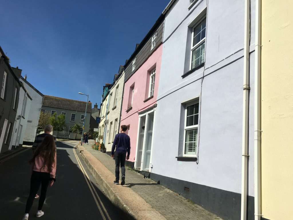 Padstow, Cornwall, Holiday, A flying visit to Padstow