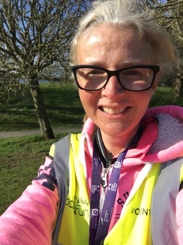 Parkrun, Volunteering, Volunteer, Selfie, 365