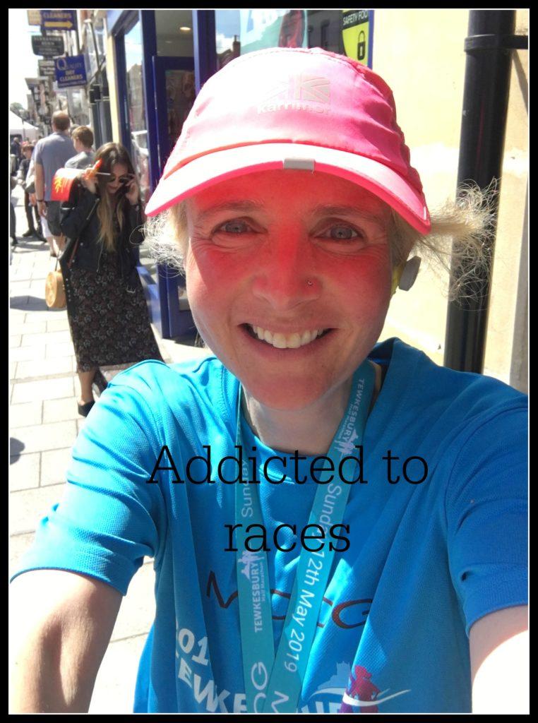 Running, Runner, Races, Marathon, Half marathon, Addicted to races