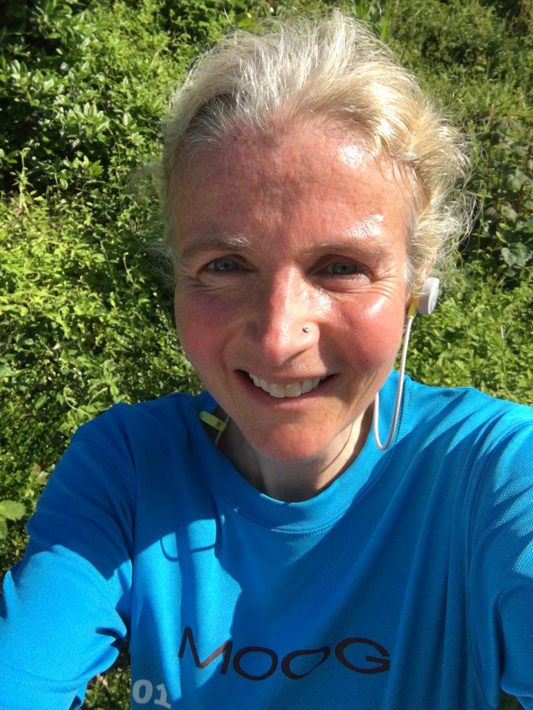 Running selfie, Running, Hill running, Training, 365