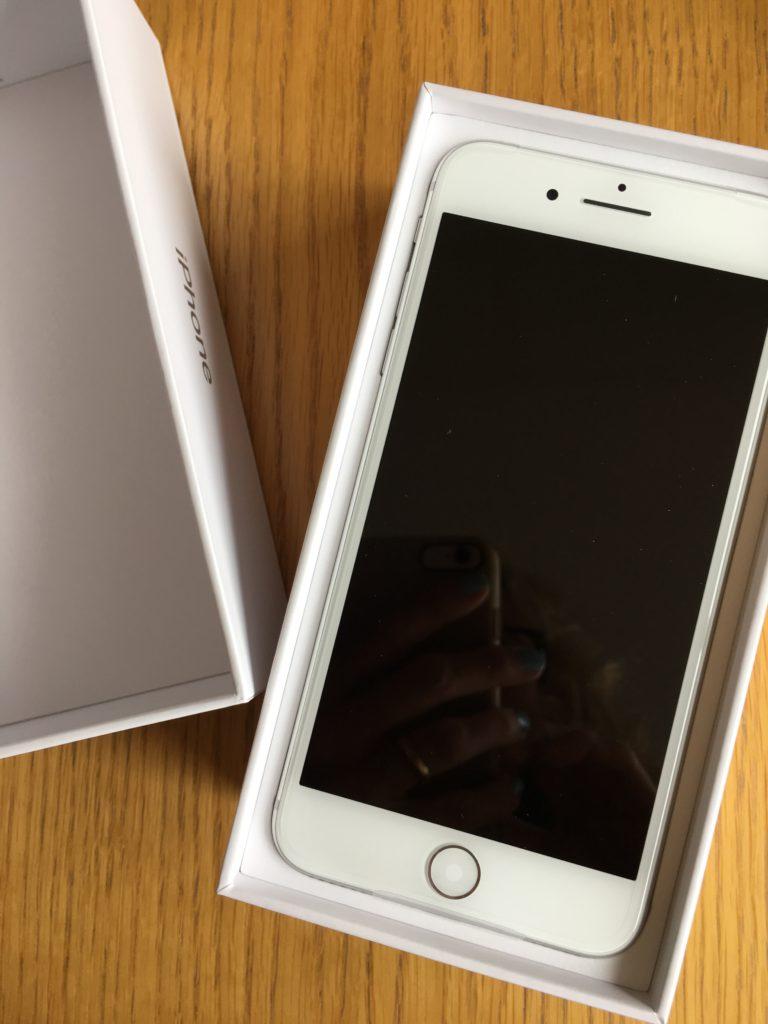 New phone, iPhone, iPhone 8 plus, 365