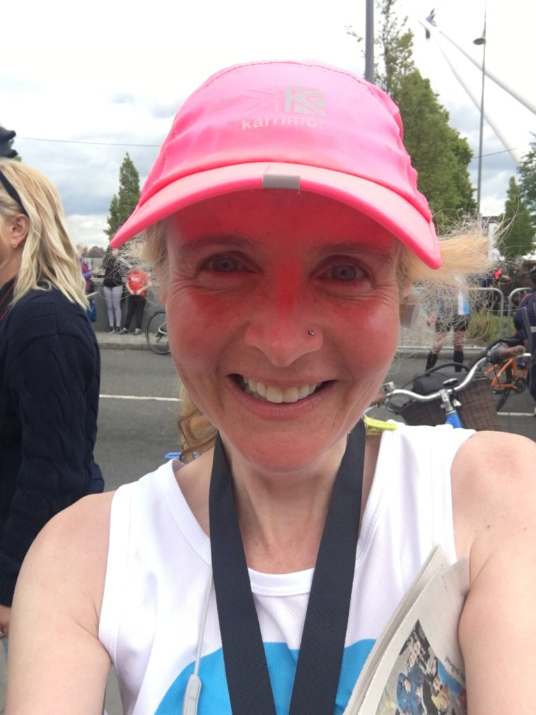 Newport marathon, Marathon, Selfie, 365, How far did I run in 2019?