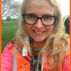 Volunteering at parkrun
