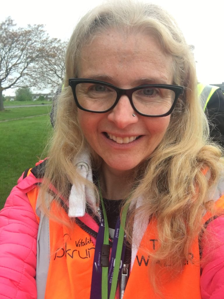 Tail walker, parkrun, volunteer, 365