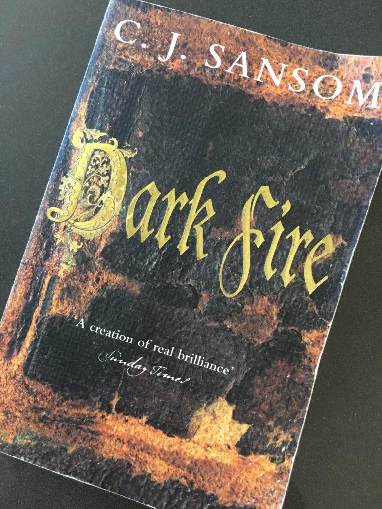 Dark Fire, Book review, Dark Fire by C J Sansom