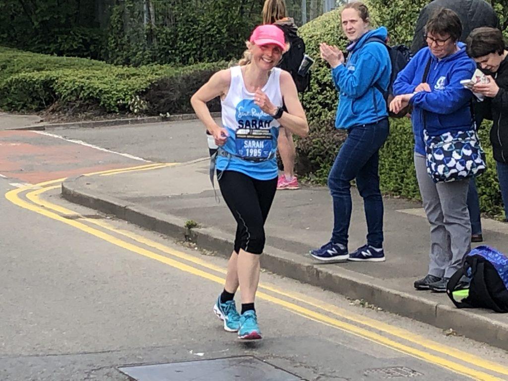 Newport marathon, Running, Runner