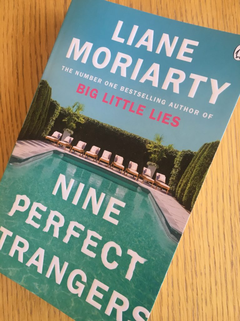 Nine Perfect Strangers, Book review, Liane Moriarty, Nine Perfect Strangers by Liane Moriarty