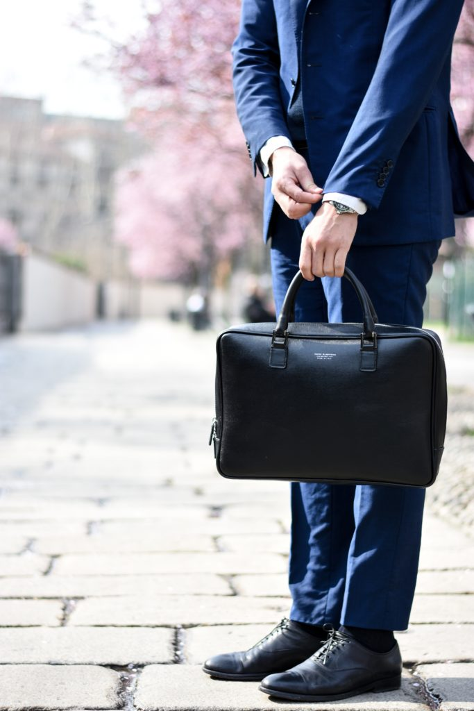 apprenticeship, apprentice, son, suit, briefcase, work