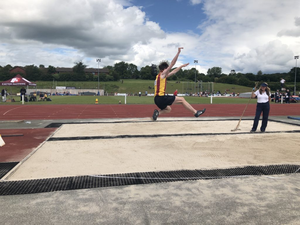 Long jump, Son, Athletics, Athlete, 365, The athlete and the broken bone (and dreams)