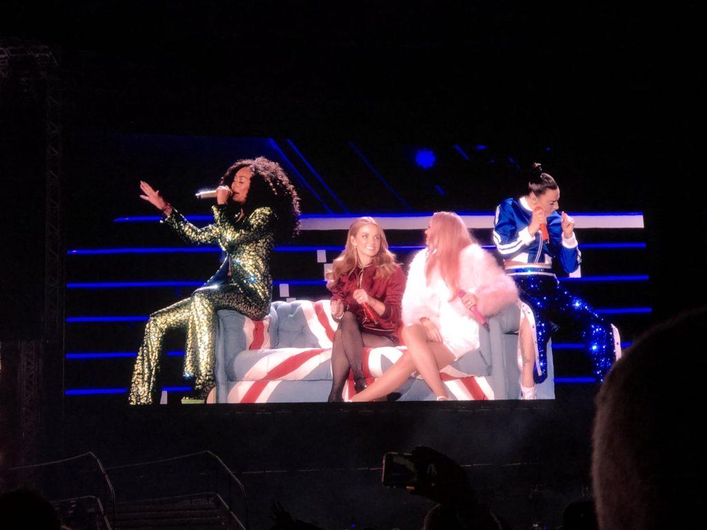 Spice Girls, Mama, Mel B, Mel C, Emma, Geri