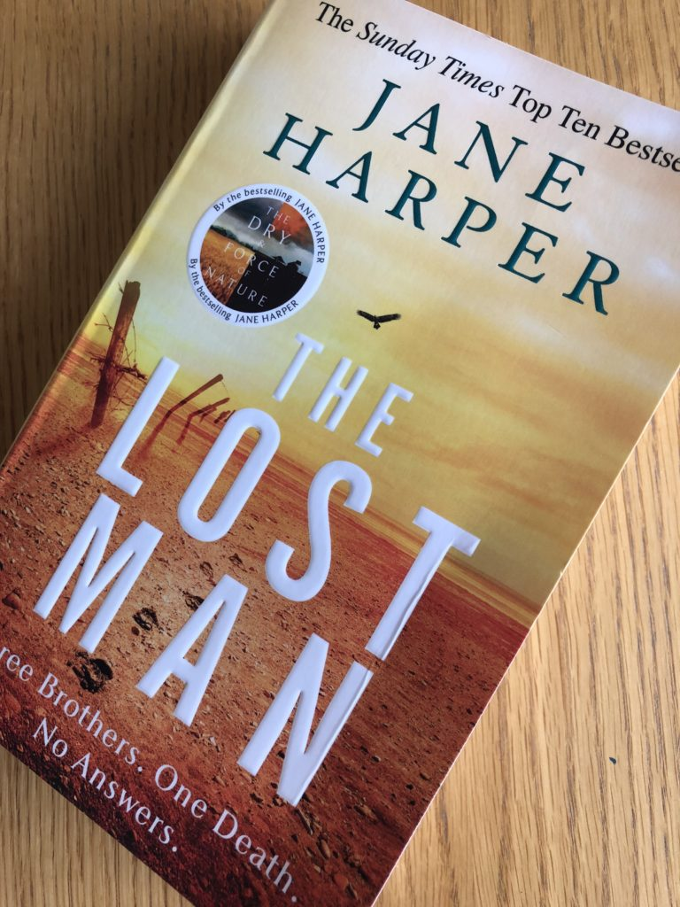 The Lost Man, The Lost Man by Jane Harper, Book review, Jane Harper