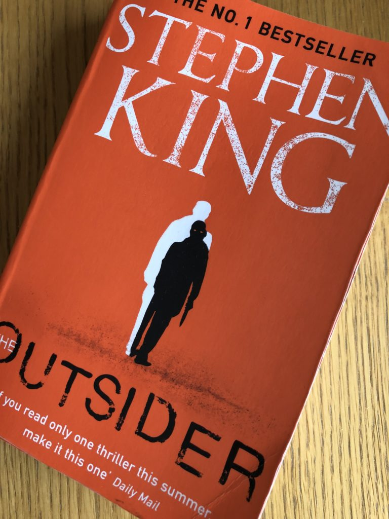 The Outsider, Book review, Stephen King, The Outsider by Stephen King