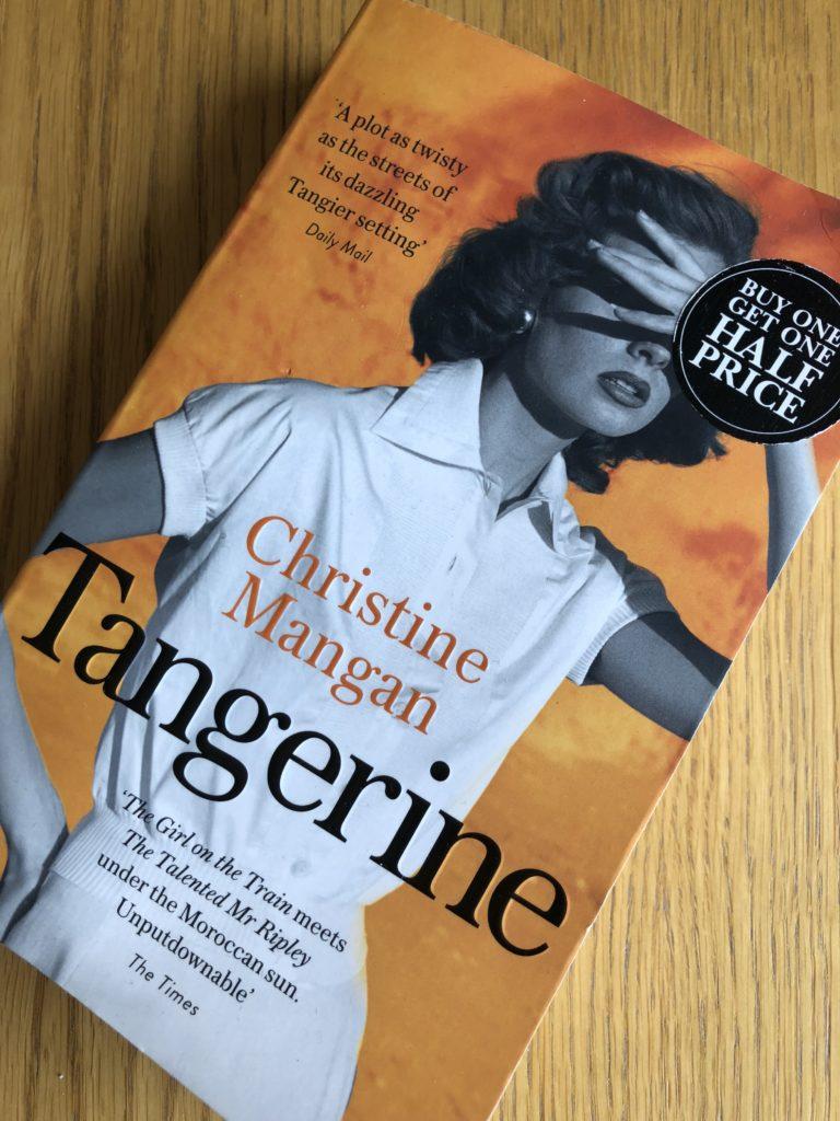 Tangerine, Tangerine by Christine Mangan, Book review, Christine Mangan