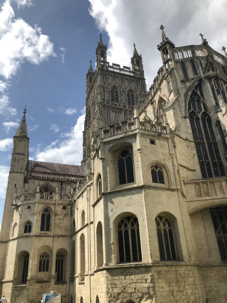Gloucester cathedral, Gloucester, 365