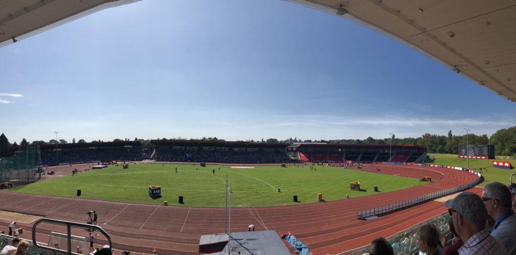 British Athletics Championships