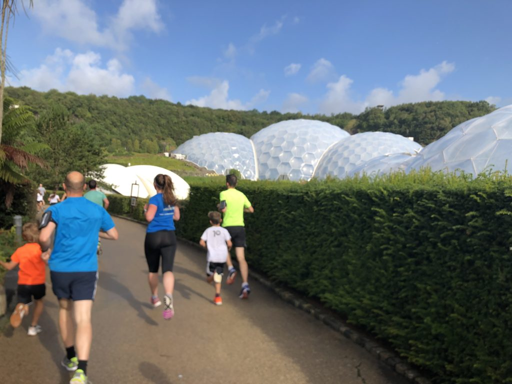 Eden Project parkrun, Eden project, Parkrun, Biomes, Running, Runners