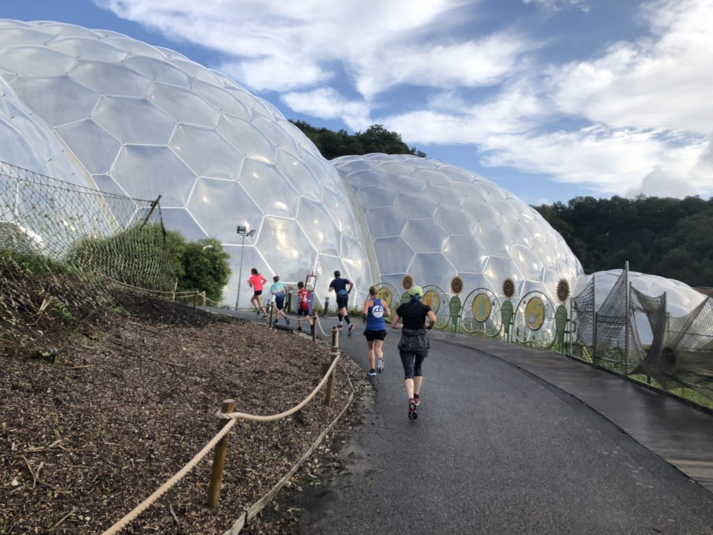 parkrun, Runners, Eden Project, 365