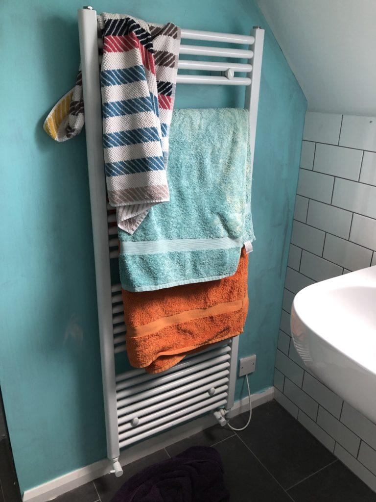 Towels, Towel rail, Teenagers, Parenting teenagers
