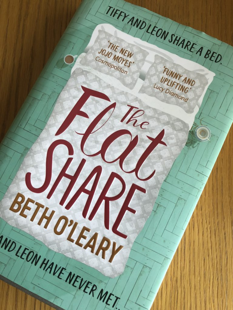 The Flat Share, Book review, The Flat Share by Beth O'Leary, Beth O'Leary