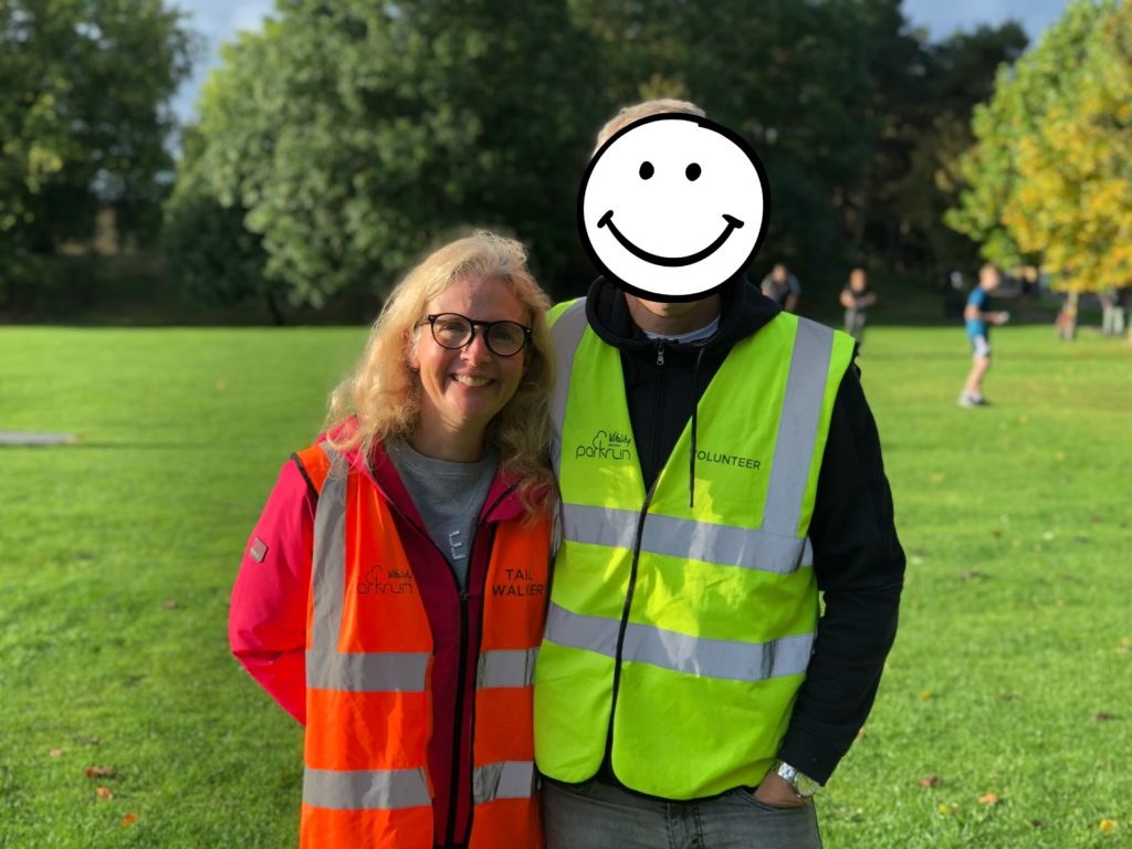 volunteers, parkrun, husband, 365