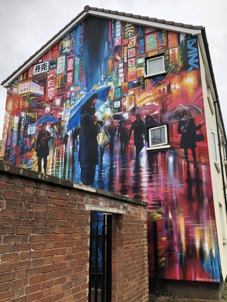 street art, Chletenham Paint Festival, 365