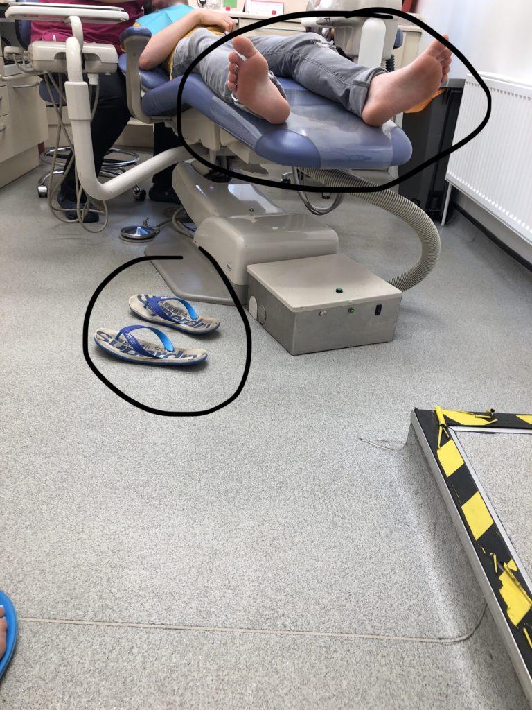 Dentist, Son, 365