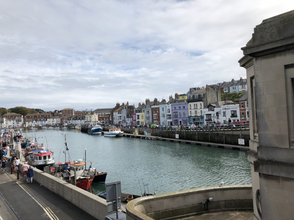 Weymouth, Harbour, Boats, 365