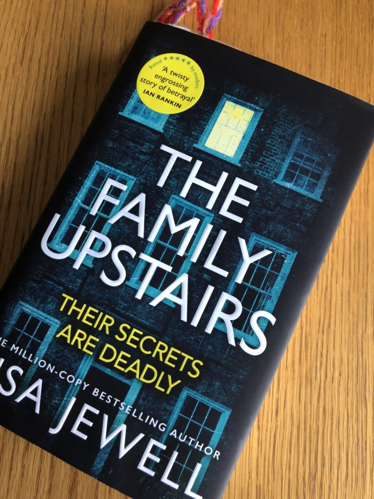 The Family Upstairs, Lisa Jewell, The Family Upstairs by Lisa Jewell, Book review