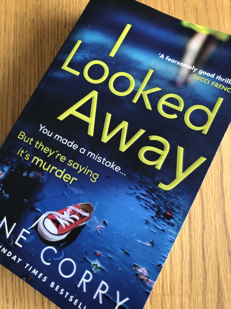 I Looked Away, I Looked Away by Jane Corry, Jane Corry, Book review