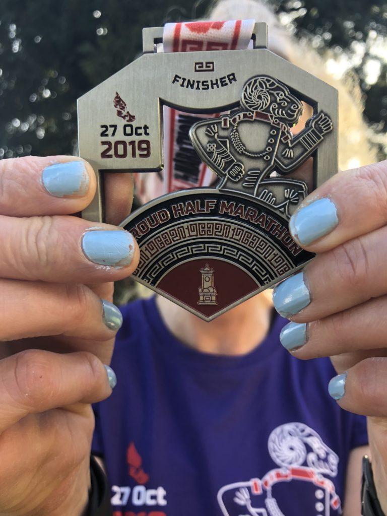 Medal, Stroud half marathon, Silent Sunday, My Sunday Snapshot