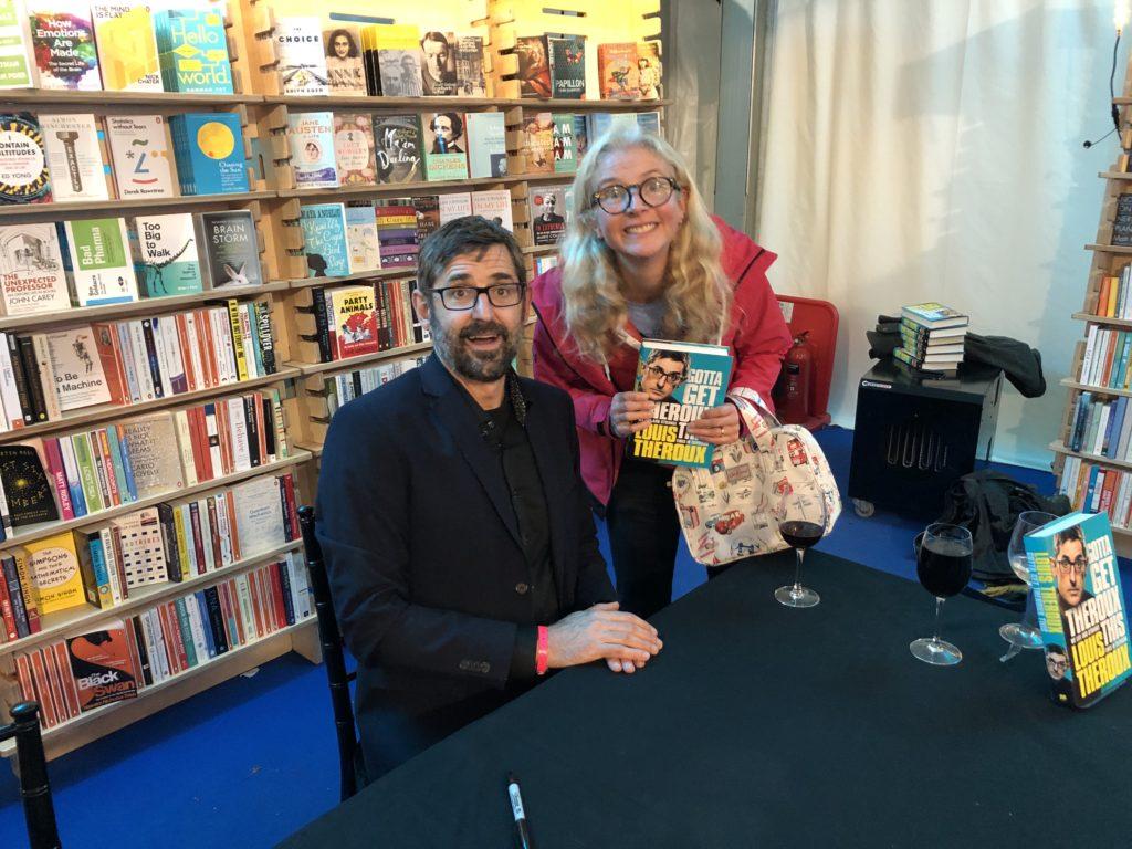 Louis Theroux, Cheltenham Literature Festival, 365