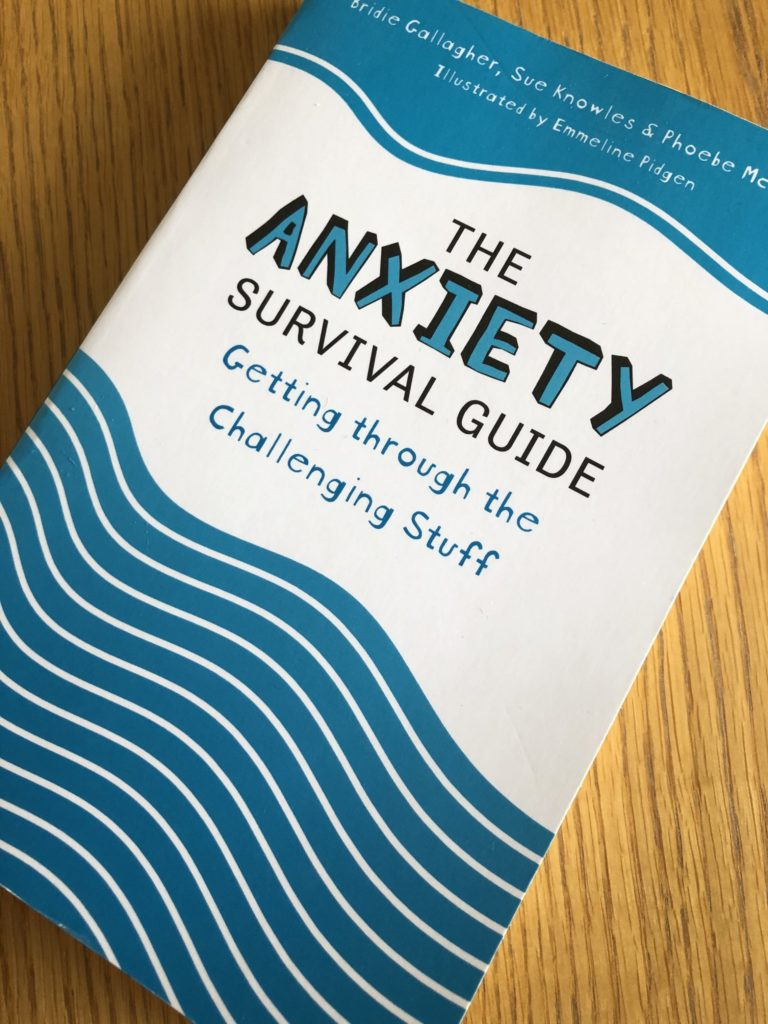 The Anxiety Survival Guide, Book review, Parenting, The Incredible Teenage Brain