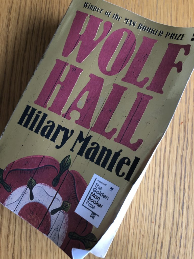 Wolf Hall, Hilary Mantel, Wolf Hall by Hilary Mantel, Book review, Wolf Hall review