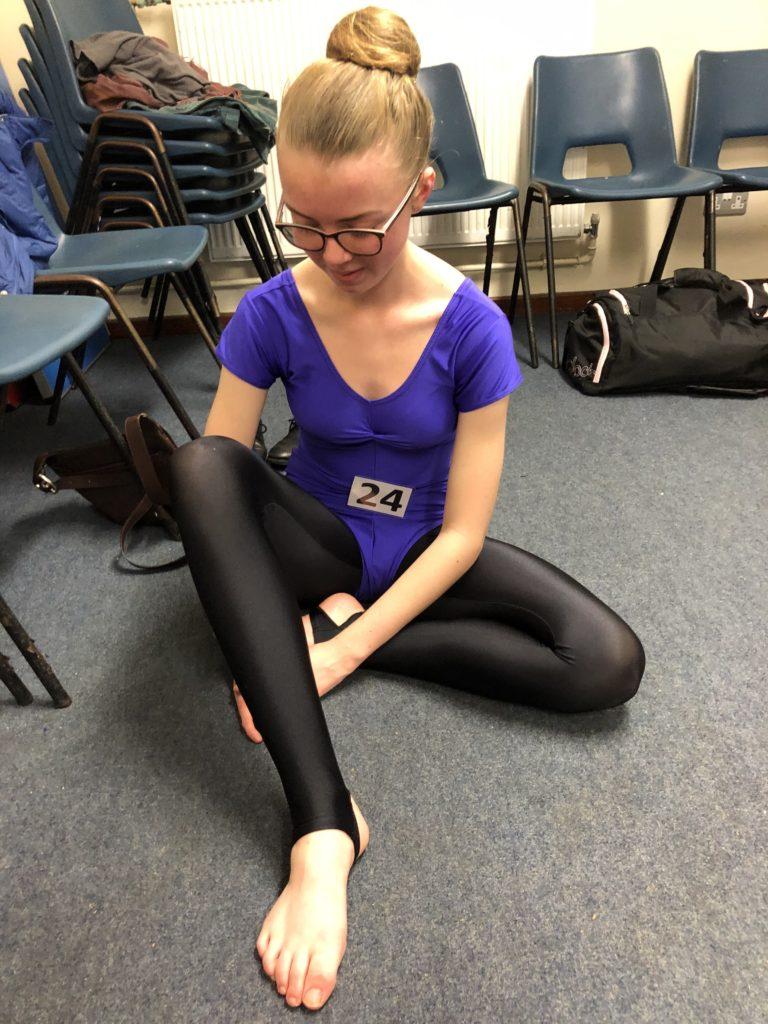 Jazz exam, Daughter, Dancer, 365
