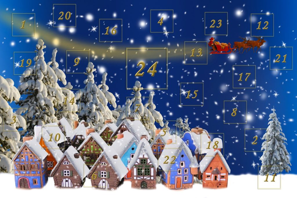 Expensive advent calendars - what's that all about, advent calendar, Christmas