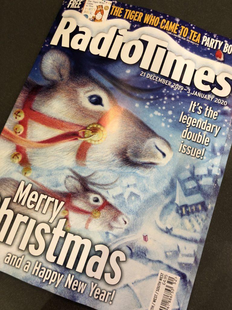 Radio Time, Christmas Radio Times, 365