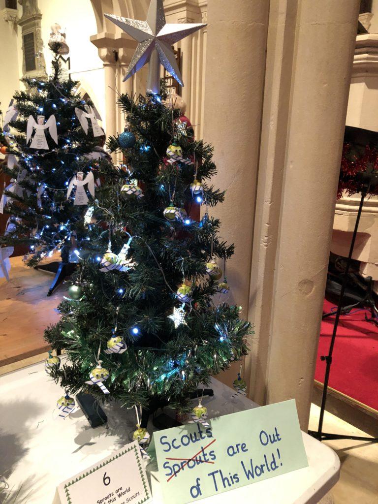 Christmas tree, Christmas tree festival, 365