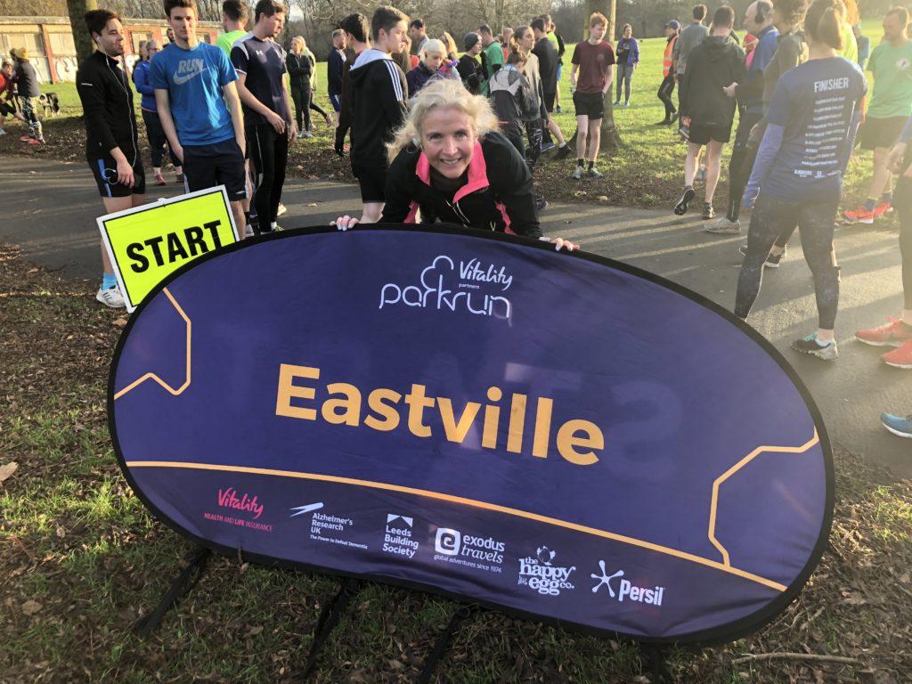 parkrun, Eastville parkrun, Bristol, Runner, 365