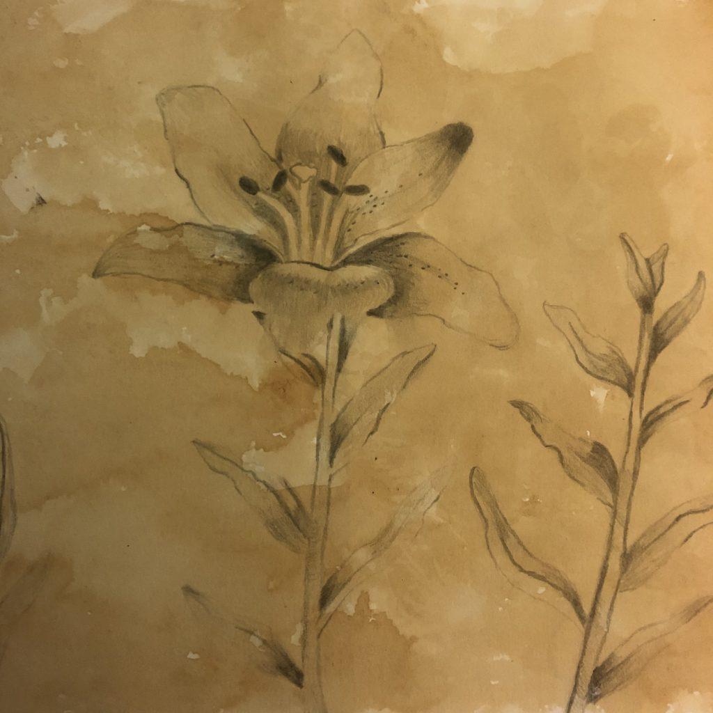 Artwork, Art, Silent Sunday, My Sunday Snapshot, Daughter