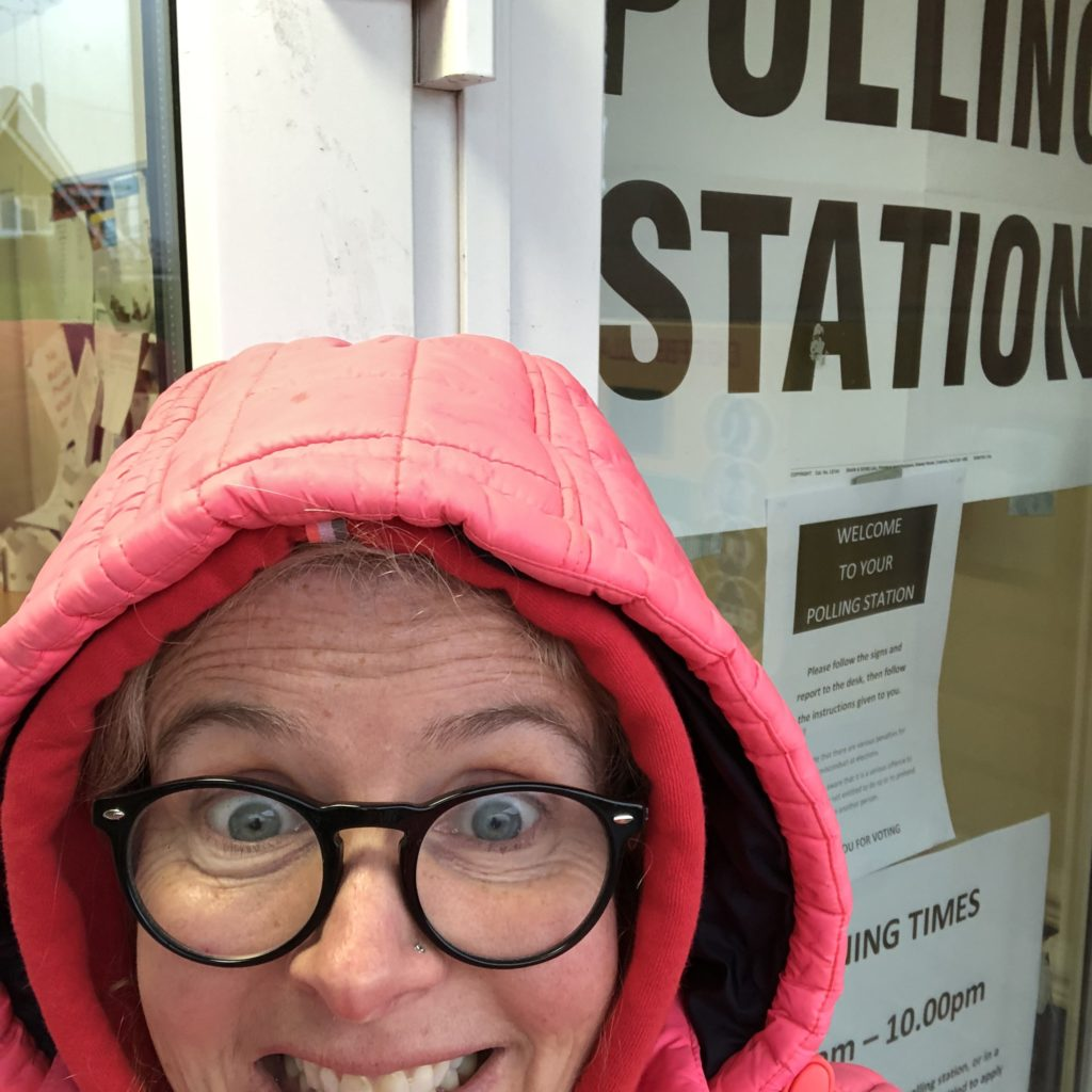 general election, voting, polling station, 365