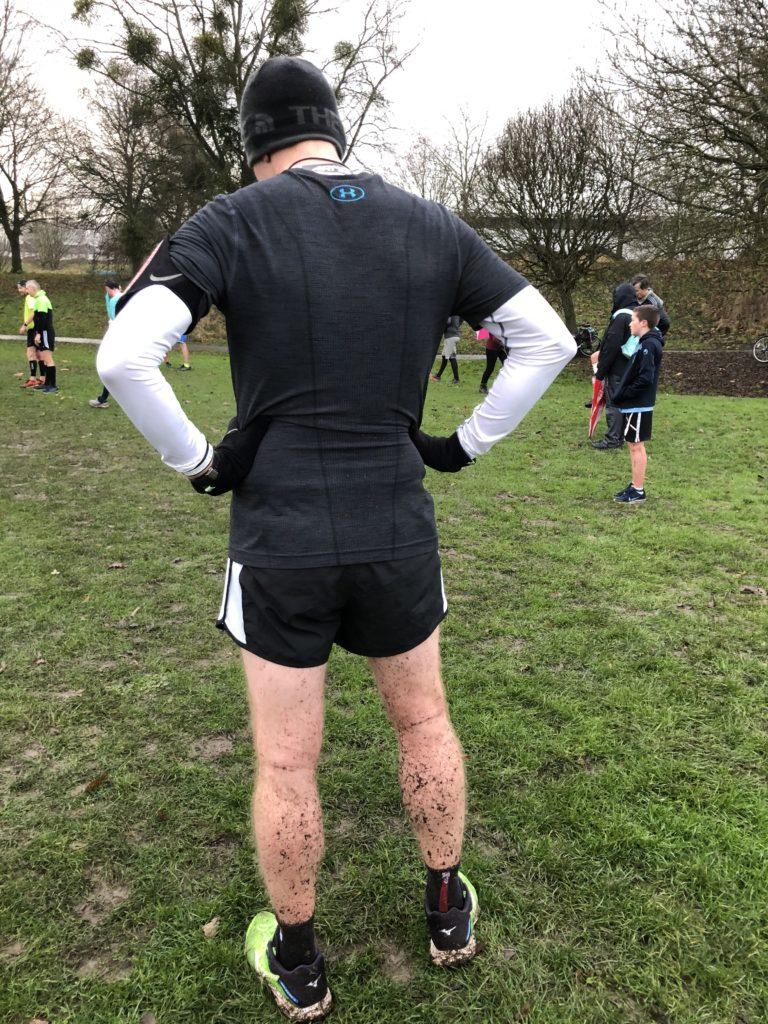 Dirty legs, parkrun, husband, running, 365