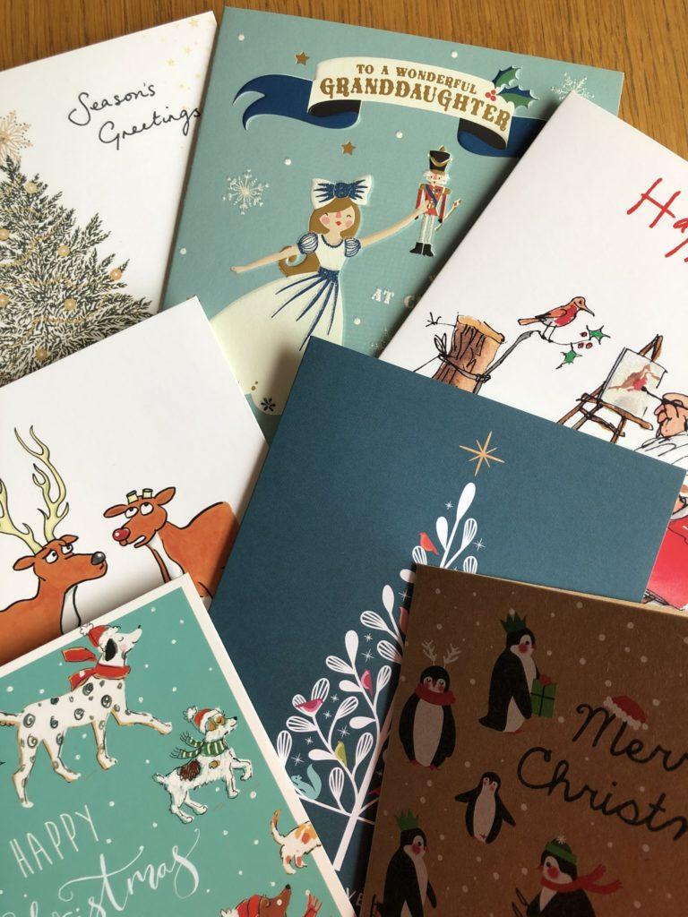 Christmas cards, Christmas, 365