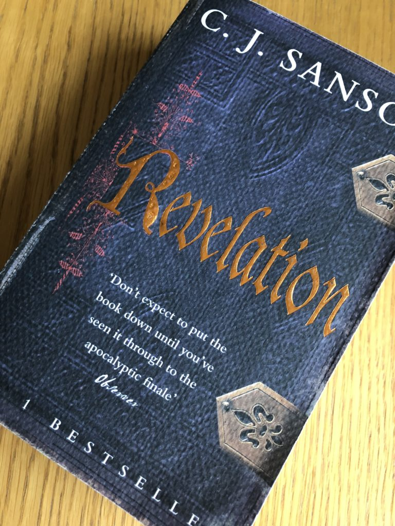 Revelation, Revelation by C J Sansom, Book review, C J Sansom